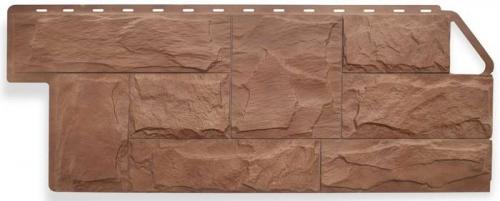 Фасадная панель Гранит (карпатский)