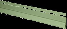 """Сайдинг Планка """"финишная"""", 3660 мм, цвет Салатовый"""