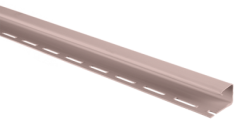 Планка J - trim персиковая Т-15 - 3,00м
