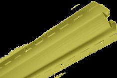 Планка внутренний угол Оливковая Т-13  -  3,00м